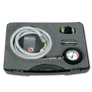 Próbnik ciśnienia spalin i drożności katalizatora.