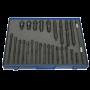Zestaw adapterów pomiarowych do silników samochodów OPEL