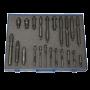 Zestaw adapterów pomiarowych FIAT, LANCIA,  ALFA ROMEO